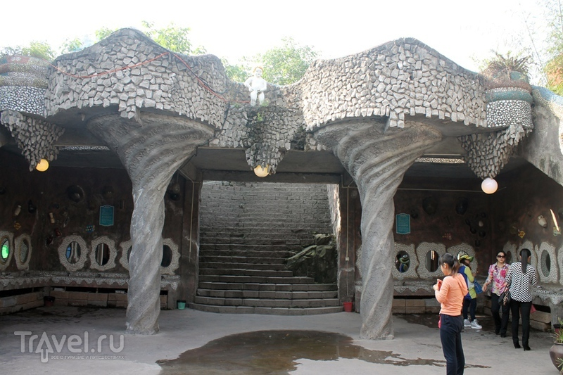 Чунцин. Самое китчевое место в мире / Китай