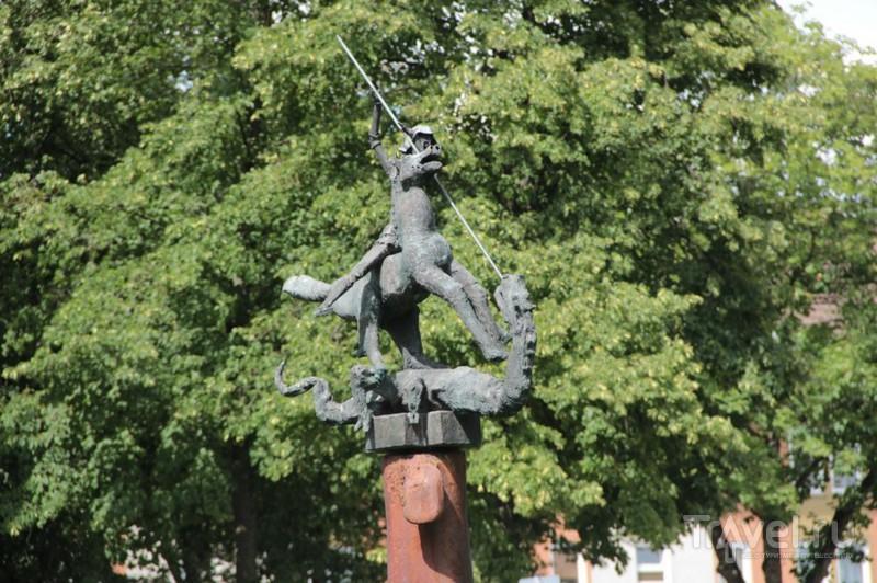 Жемчужина фахверка - Хаттинген (Северный Рейн-Вестфалия, Германия) / Германия