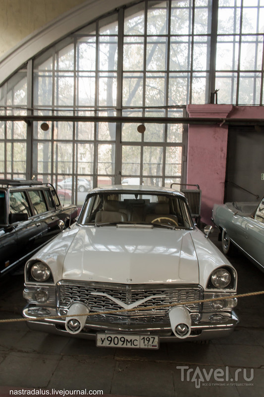 Музей ретро-автомобилей на Рогожском валу / Россия