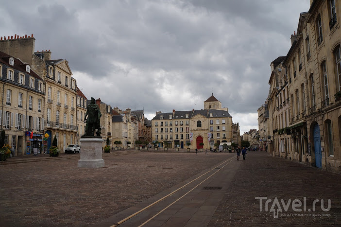 Кан. Франция / Франция