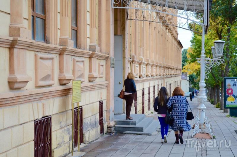 Русский Карс. Имперское наследие городской застройки и крепость, ответившая за Севастополь / Турция