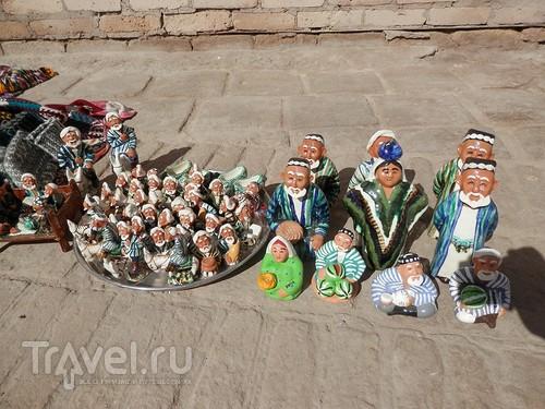 Хива - начинаем экскурсию / Узбекистан
