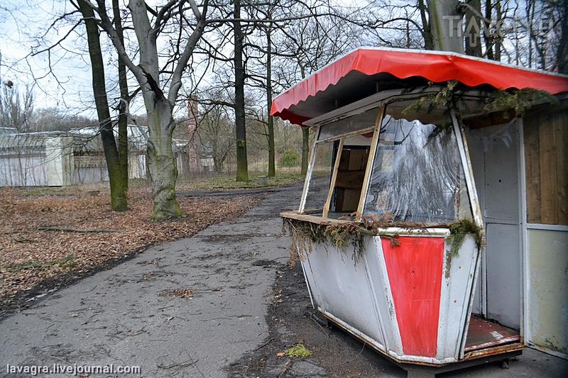 Между Познанью и Берлином или секреты путешествий вне автобанов / Фото из Польши