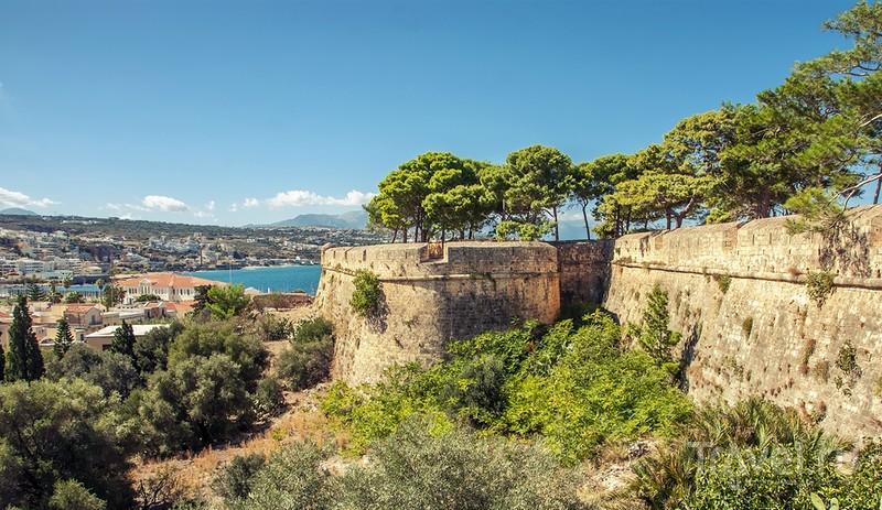 Приключения блондинки в Ретимно / Греция