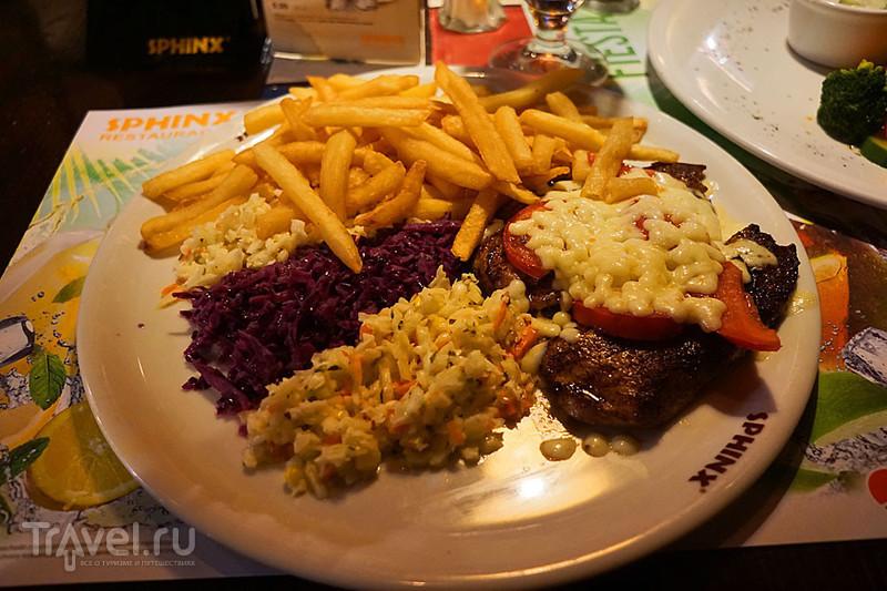 Немного польской еды / Польша
