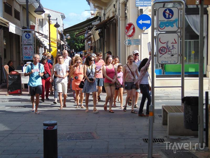 Прогулки с налётом истории. Бесплатные экскурсии от Кипрской Туристической Организации / Кипр