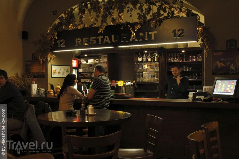 Pilsner Urquell - Restaurant 12 / Чехия