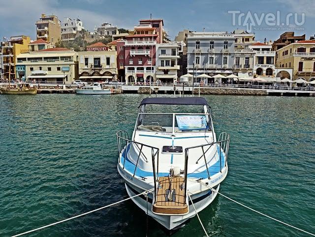 Агиос Николас (Agios Nikolaos). Крит / Греция