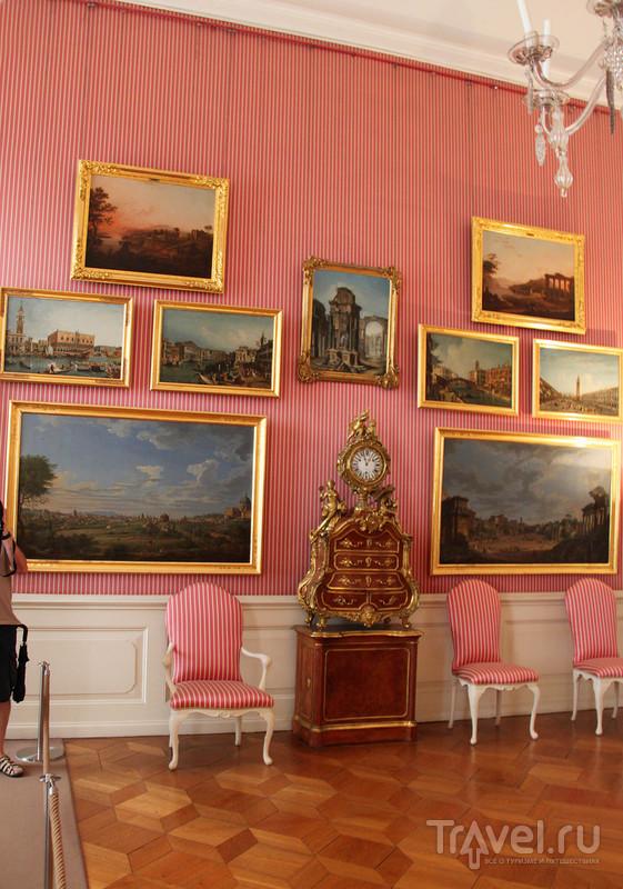 Дворец Сан-Суси / Фото из Германии