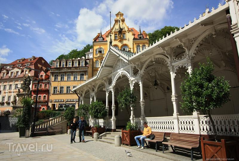 Карловы Вары, фотопрогулка по чешскому городу / Фото из Чехии