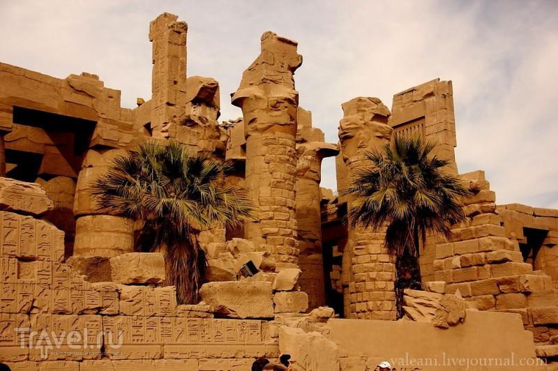 Луксор как сбывшаяся мечта / Египет