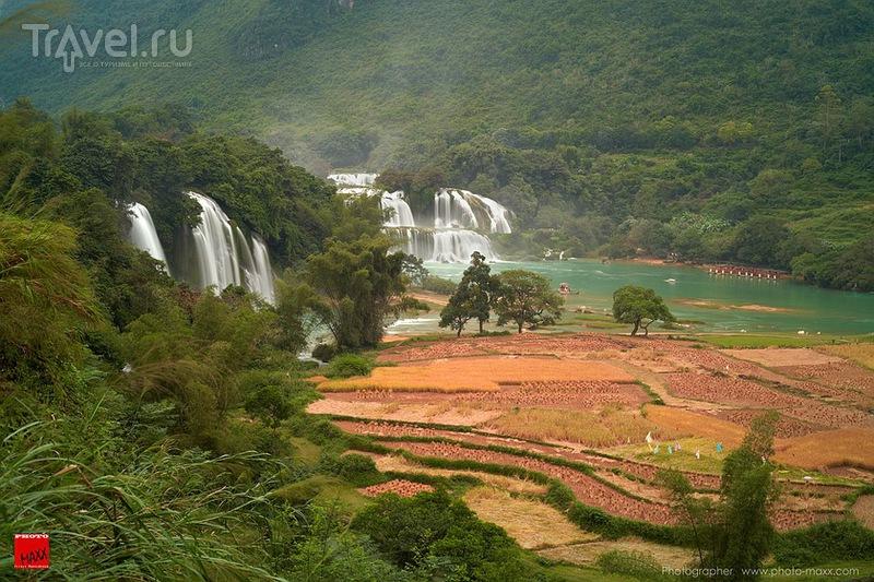 Ban Gioc / Фото из Вьетнама