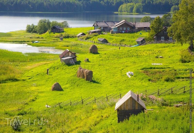 15 вещей, которые нужно сделать в поездке по Русскому Северу / Фото из России