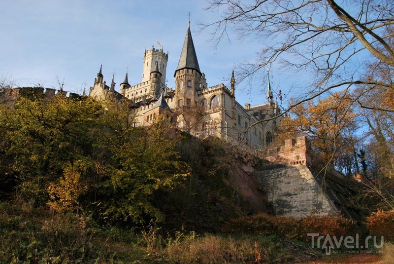 Мариенбург: о сказочном замке и его хозяевах / Германия