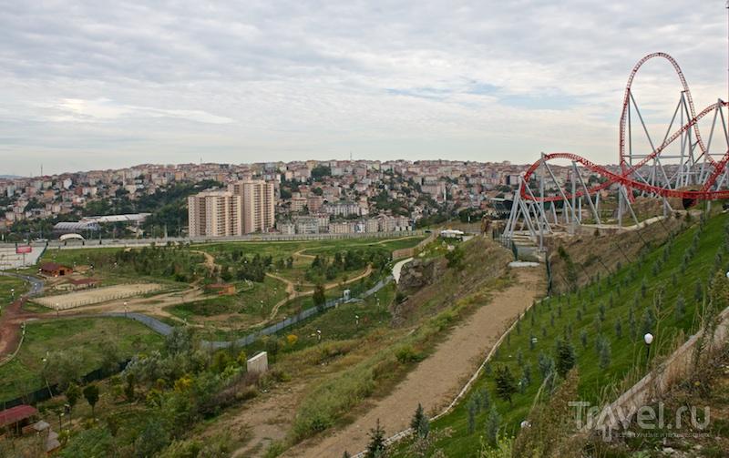 """В Стамбул с ребёнком. Парк развлечений """"Vialand"""" / Турция"""