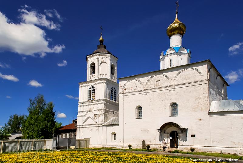 Суздаль. Монастыри города / Фото из России