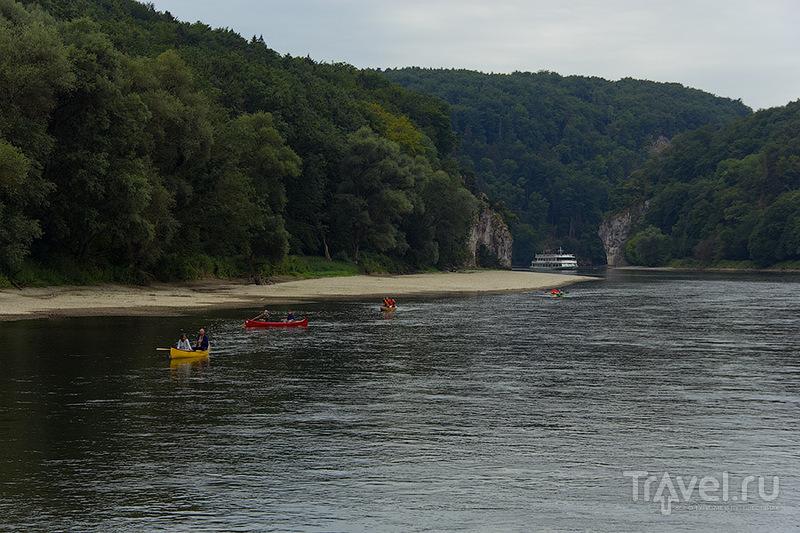 Река, монастырь, пиво и немного истории / Германия