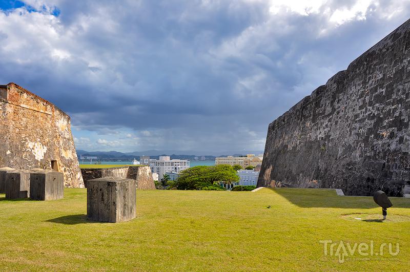 Castillo San Cristobal: 225 лет назад / Фото из Пуэрто-Рико