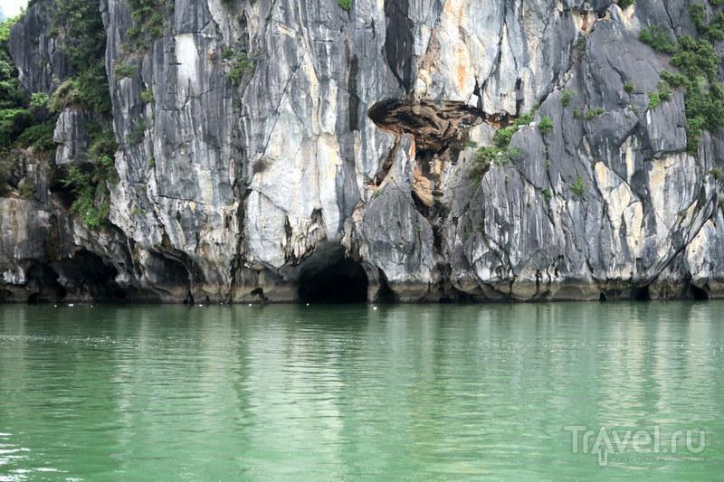 Халонг - вьетнамская бухта тысяч островов / Фото из Вьетнама