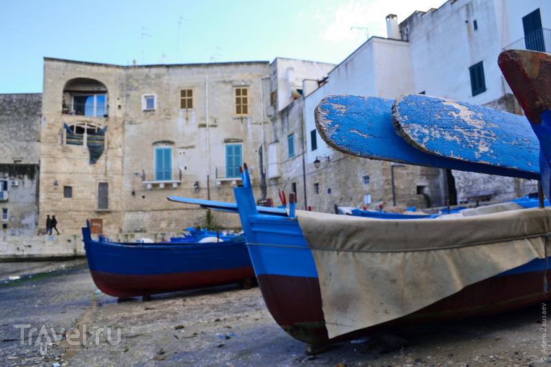 Италия. Монополи. Январь 2015 / Фото из Италии