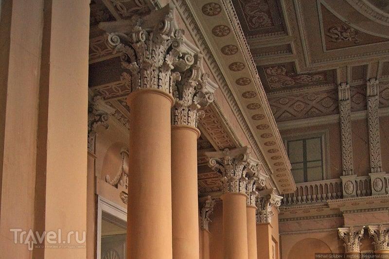 Знаменское-Садки. Усадьба, дворец / Россия