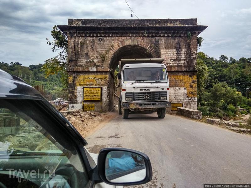 """Индия. """"Неизвестные Гималаи"""". Долгая дорога в Бир / Фото из Индии"""