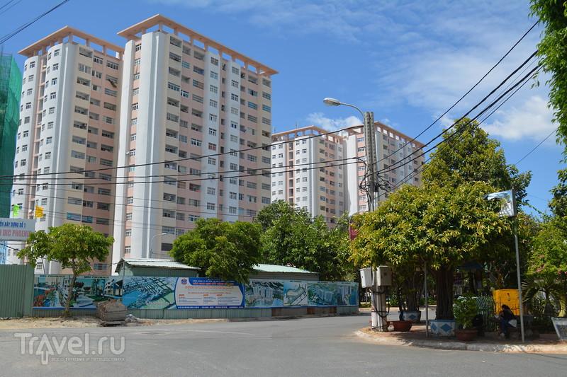"""Многоэтажки для вьетнамского """"среднего класса"""" в Вунгтау / Вьетнам"""