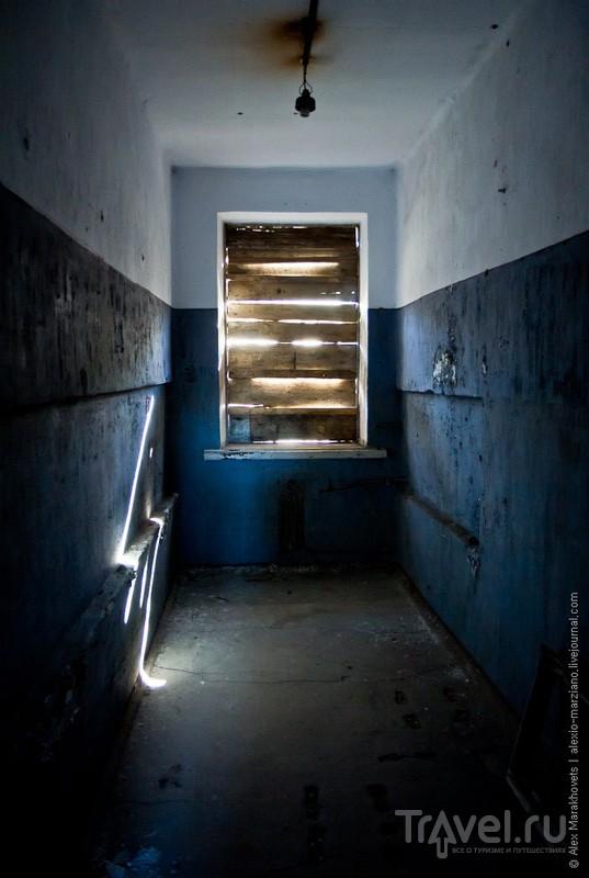 Хотели бы вы пожить в тюрьме? / Россия