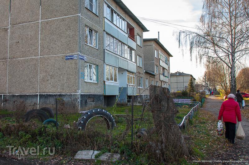 Село, где всё хорошо / Россия