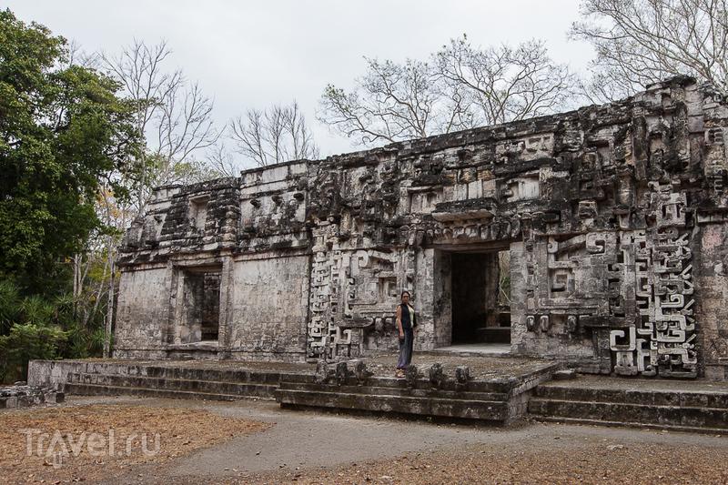 Поездка по Юкатану. Руины Шпухиль и Чиканна / Фото из Мексики