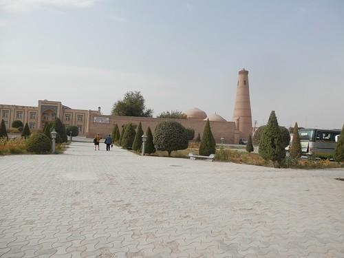Хива, день последний. До свиданья, Узбекистан! / Узбекистан