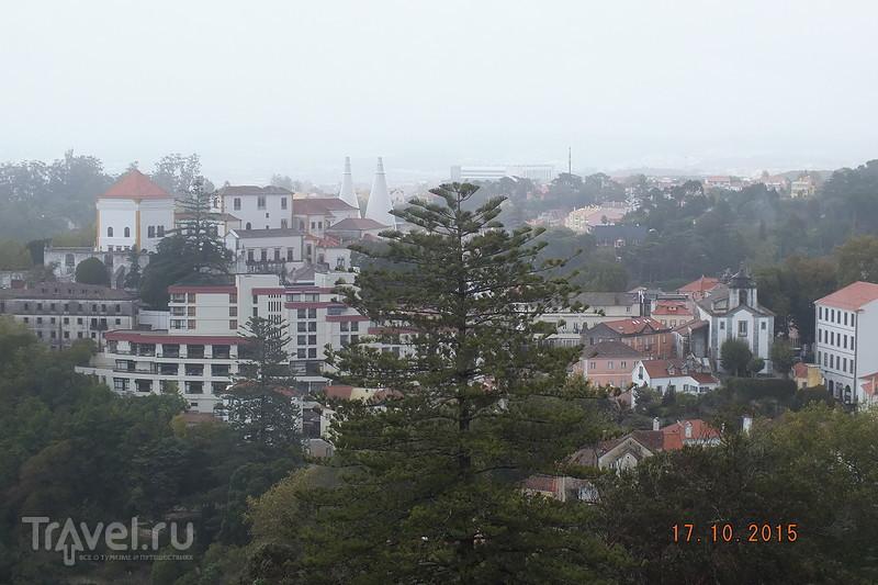 Португалия. Синтра. Усадьба Кинта да Регалейра / Португалия