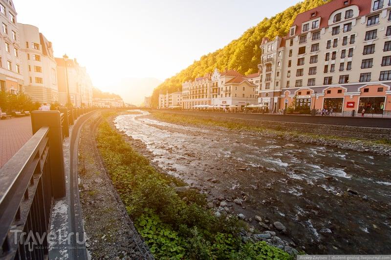 Роза Хутор: пожалуй, единственное за чем стоит ехать в Сочи / Фото из России