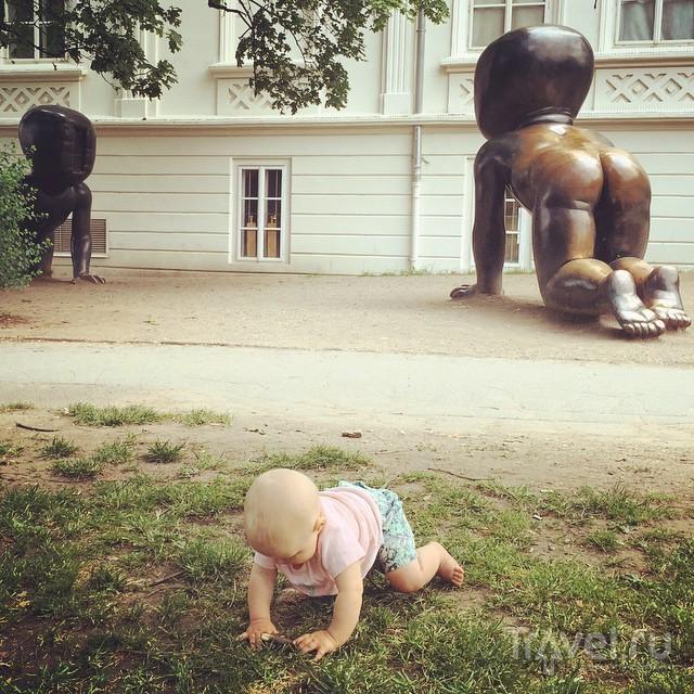 Путешествия с младенцем до года / Россия