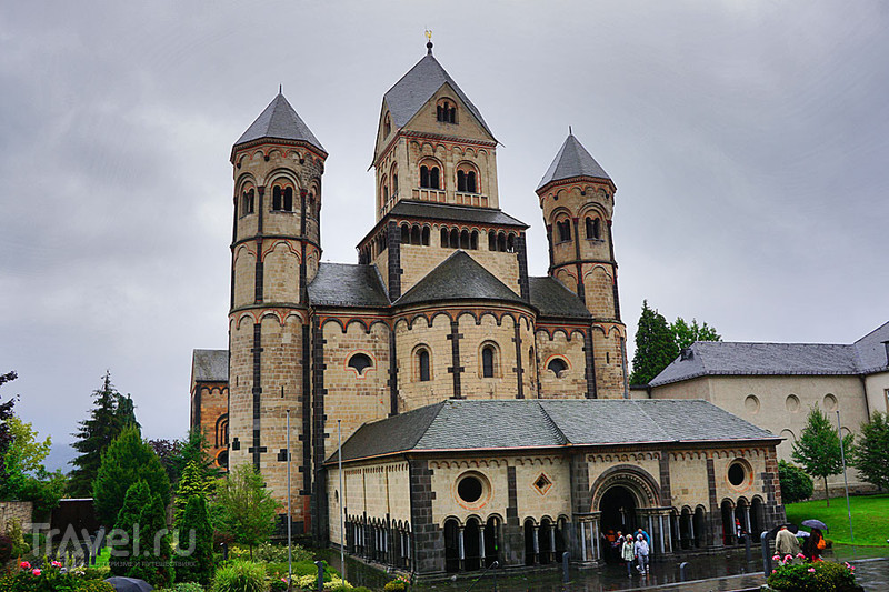 Лаахское аббатство Святой Марии (Аббатство Мария Лаах) / Германия