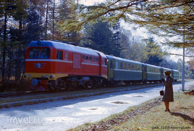 Осень на Сахалине в 1989 году / Россия