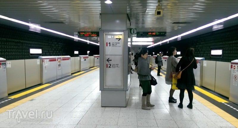 Смотреть ролики японцы в метро 0 фотография