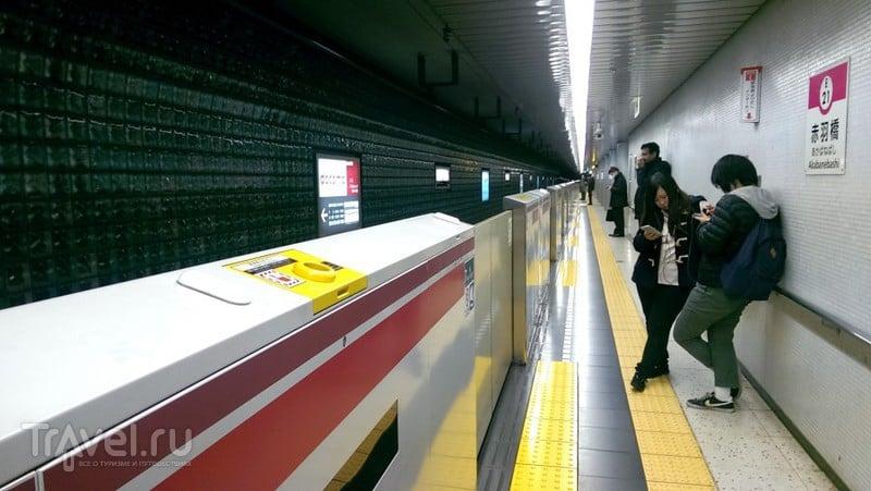 Смотреть ролики японцы в метро 1 фотография
