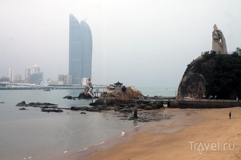 Китай: Сямэнь. Остров Гуланъюй / Китай