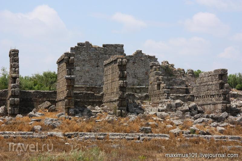 Аспенд - город гигантов / Турция