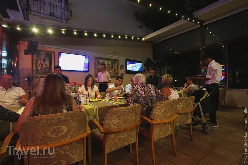 Где поесть в Олюденизе? Обзор ресторанов и цен на питание / Турция