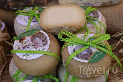 Рынок в Альбе. Другой, не трюфельный / Италия