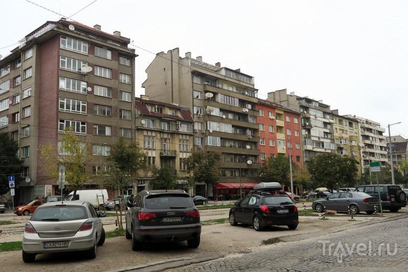 Заметки о Софии / Фото из Болгарии