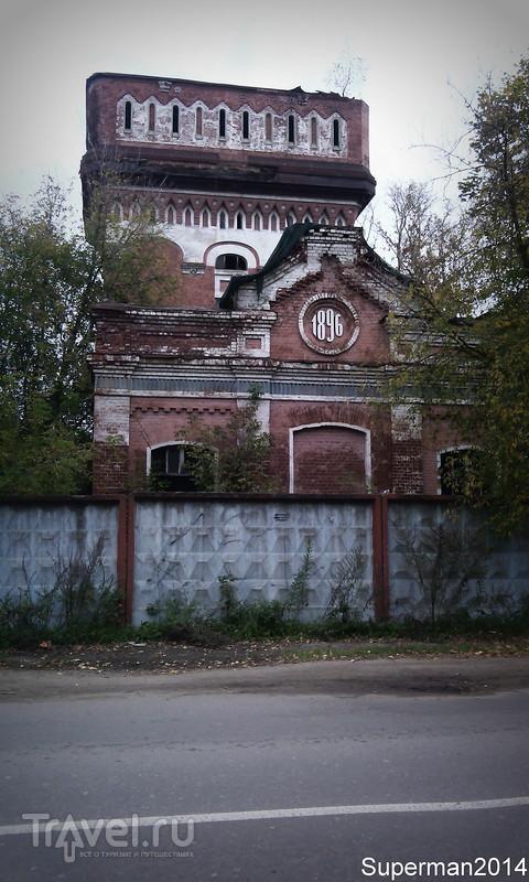ТОП-5 заброшенных мест Орехово-Зуевского района / Россия