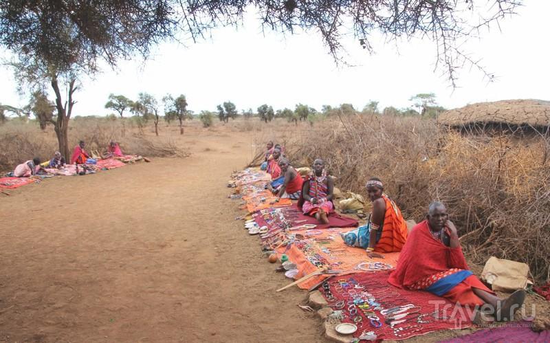 Кения. Племя масаи. Избранное / Кения
