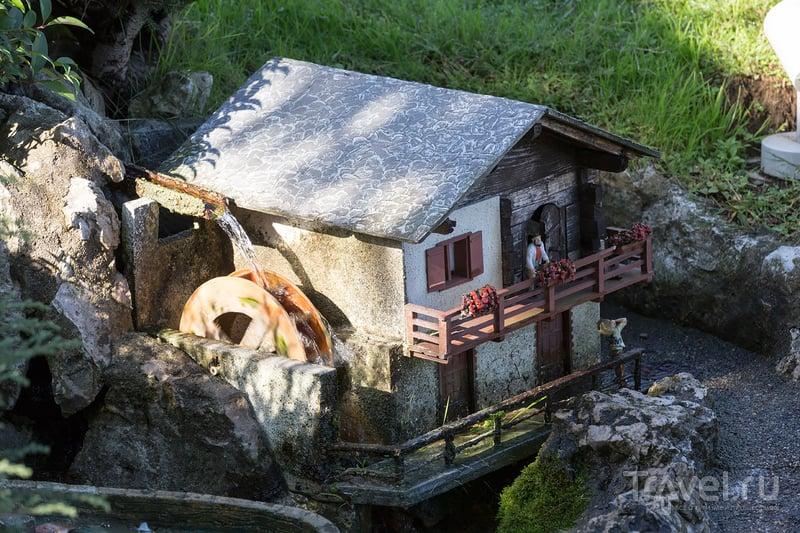 Вся Швейцария: парк Swissminiatur / Фото из Швейцарии