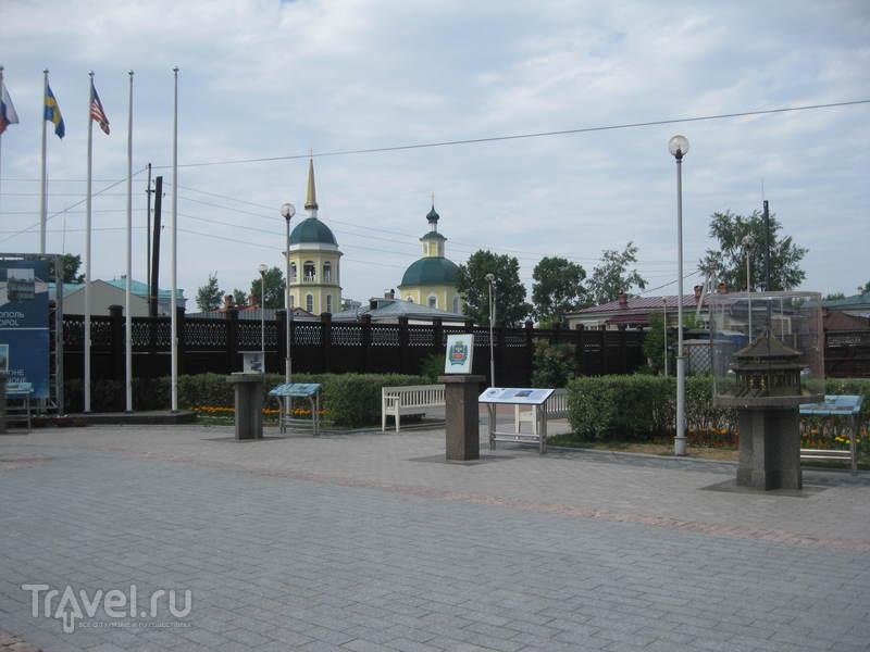 Прогулка на велосипеде по Иркутску