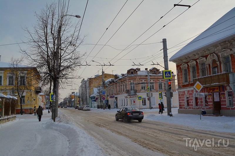 Город Рыбинск Ярославской области / Россия