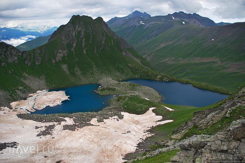 Хребет Абишира-Ахуба / Фото из России