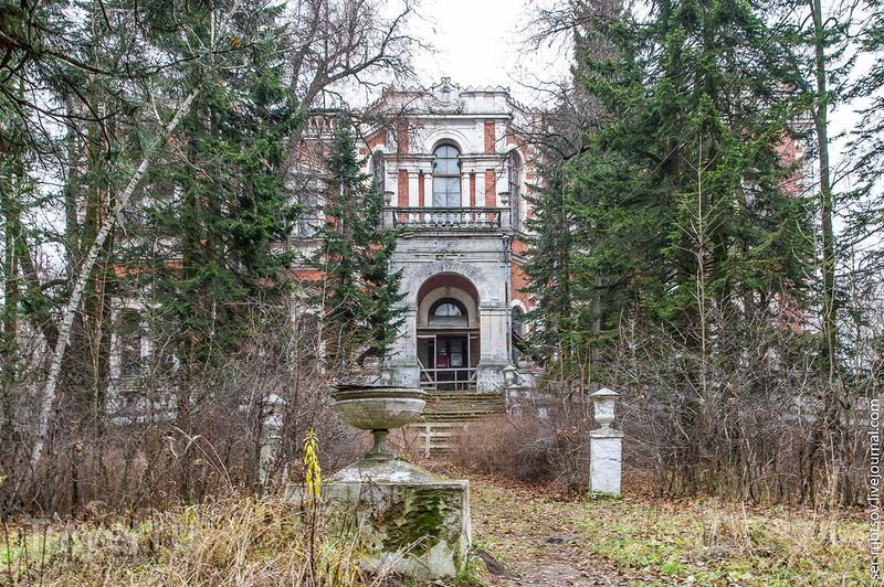 Усадьба Быково - островок Европы в Подмосковье / Россия